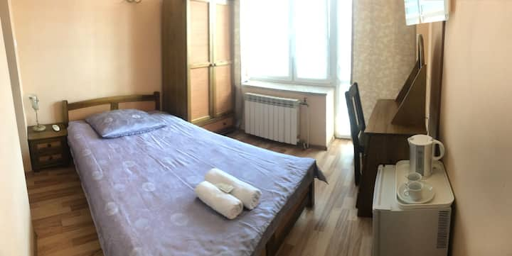 Pokoj 1-2 os z łazienką łóżko 120cm