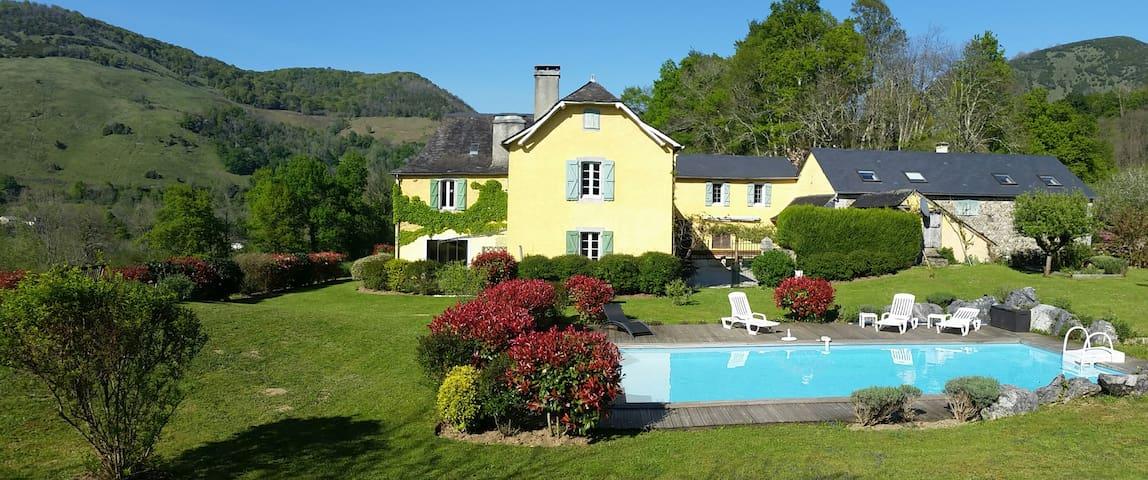 Chambre d'hôtes au coeur du Béarn proche d'Oloron - Arette