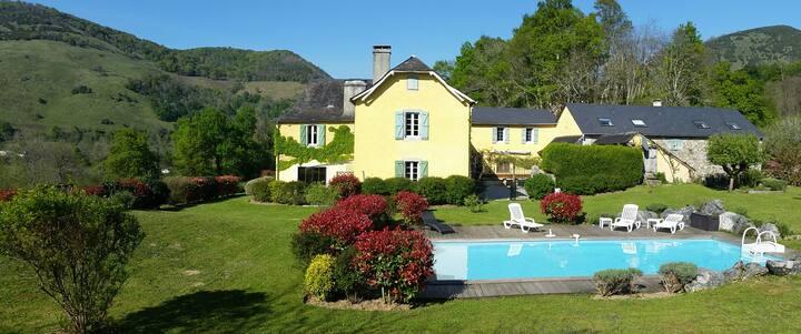 Chambre d'hôtes au coeur du Béarn proche d'Oloron