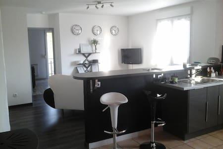 Appartement 50m2 calme au centre ville - Champagnole