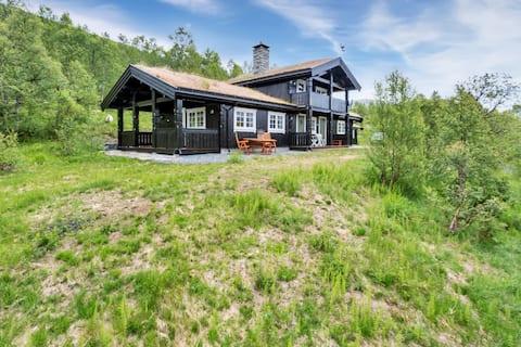 Ny hytte i vakre Storlidalen