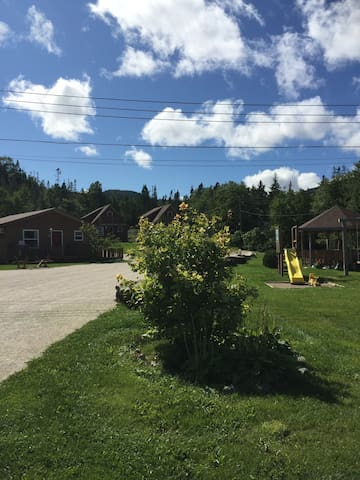 Middle Brook Cottages & Chalets Property