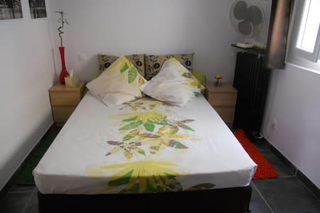 Chambre à 2 pas du centre ville - Perpignan - Rivitalo
