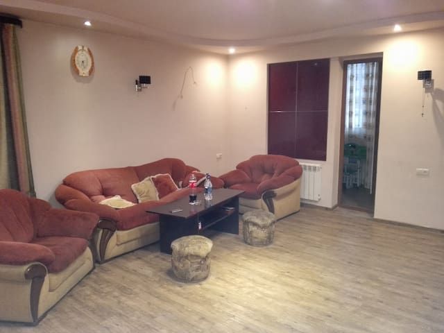 Excellent apartment for family and couples