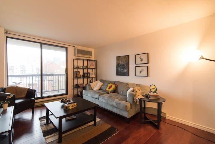 Cozy room in charming Byward Market - Ottawa - Apartment