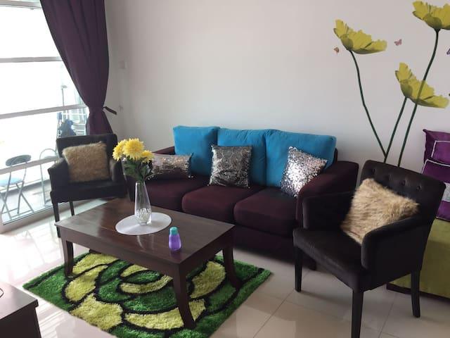 Peaceful & Comfy Horizon Residence