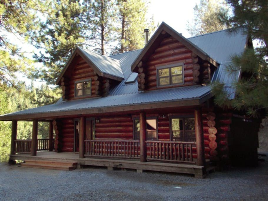 Cabin In The Woods Cabins For Rent In Placerville