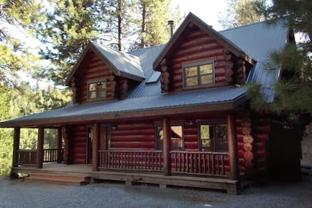 Cabin In The Woods - Placerville