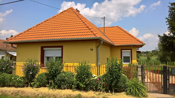 Leuk logeren in een klein dorpje (rust en natuur)
