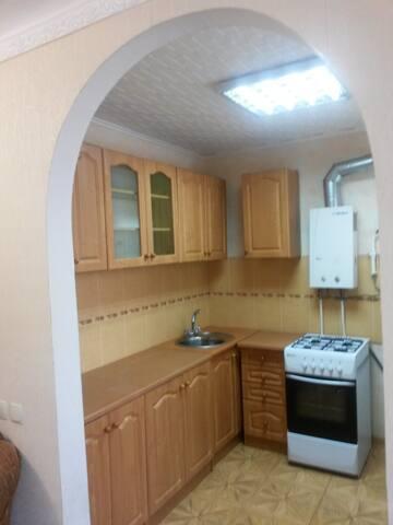 Светлая квартира,ХБК район Фабрики, - Kherson - Apartment