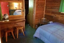 Bunkie available for extra $