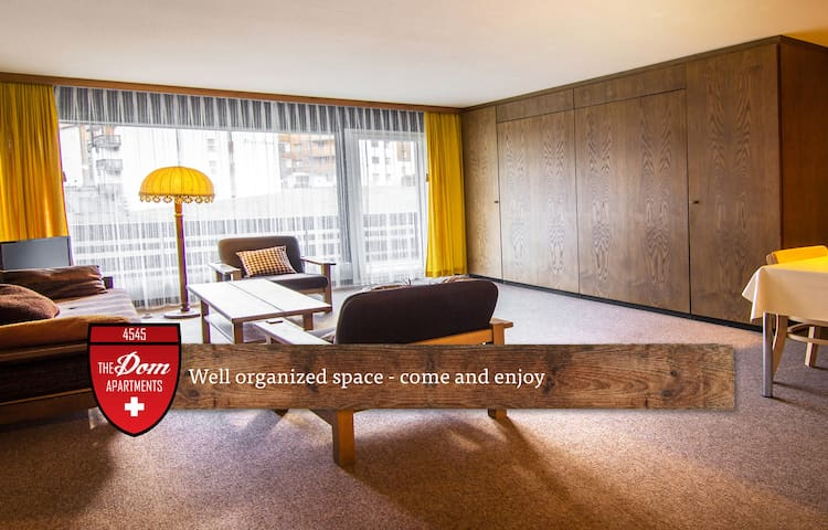 1-Room Superior Apartment - Camillo - Saas-Fee - Lejlighed