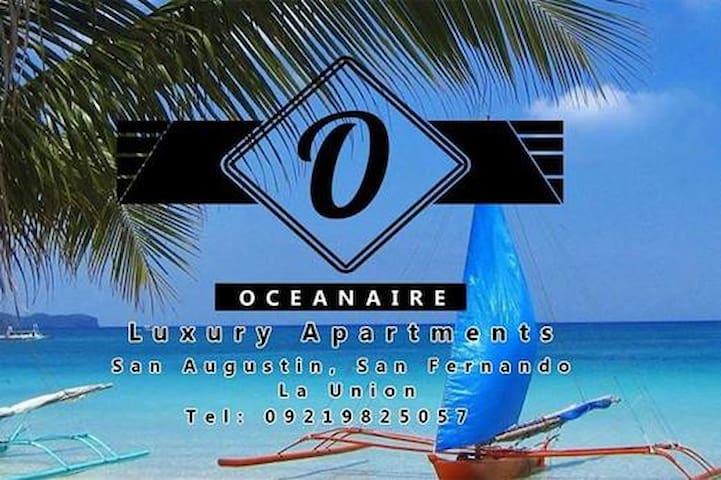OCEANAIRE BEACH SIDE FURNISHED 2 BEDROOM CONDO - San Fernando - 公寓