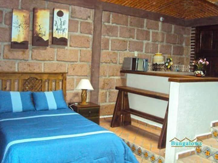 bungalow estilo rustico
