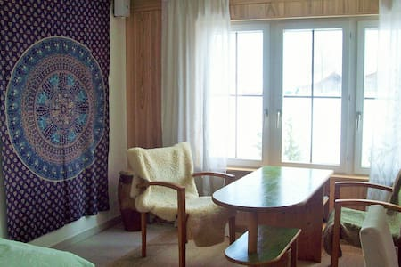 Gästezimmer nahe der Stadt - Speicher