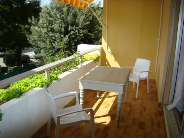 Appartement Le Corvette - 3 pieces 4 personnes proche plage