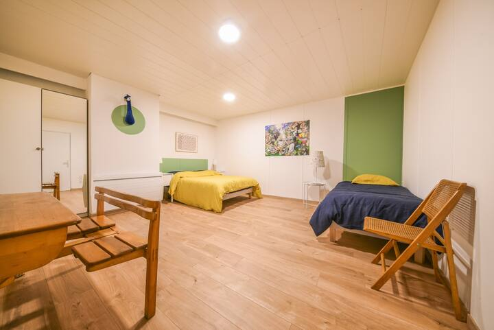 Flow Hostel Chambre Rio