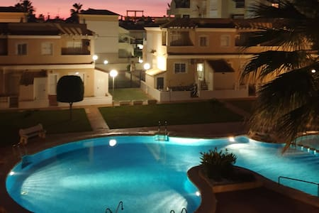 2 Bed, 2 Bath penthouse in Los Alcazares
