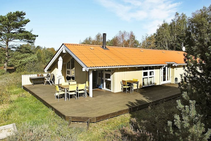 Cozy Holiday Home in Læsø with Sauna