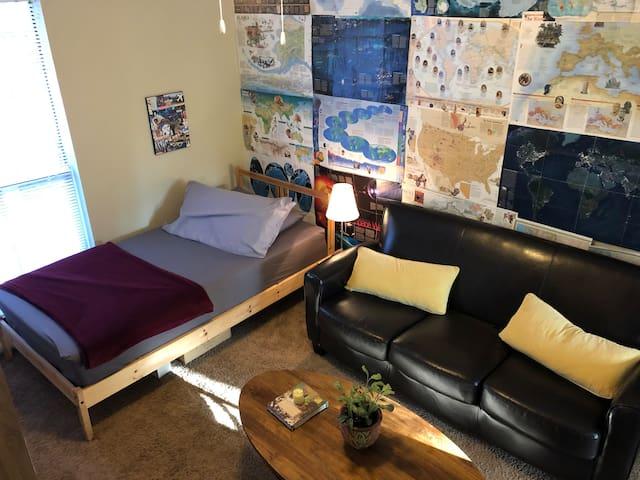 Cozy Private Room near Galleria