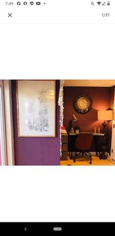 [雅房] Purple Cabin Room, Nature Loving getaway!