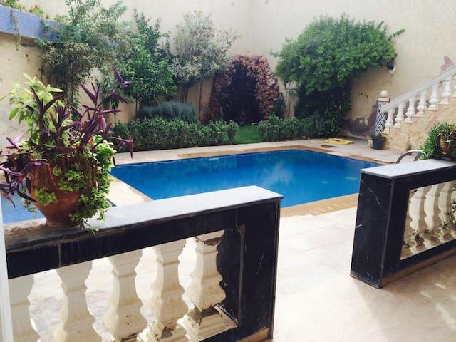 villa; - Fes - House