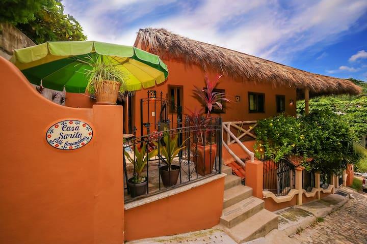 Casa Sarita Apt B - Sayulita - Dům