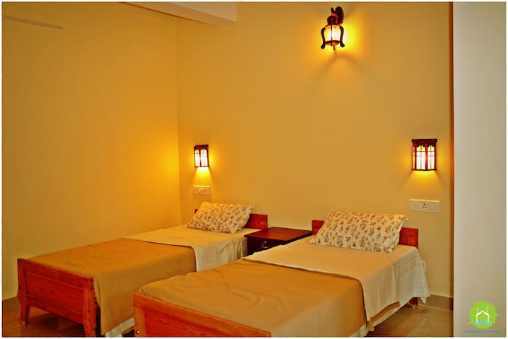 Thekkady Homestay Private Double or Twin room 3