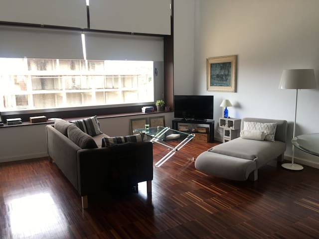 LOFT 10 minutes from city center