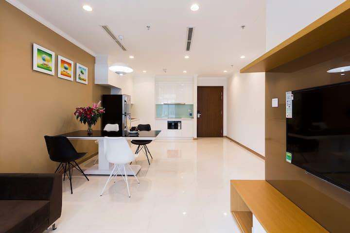 FULL Service - New Apartment Near Central HCMC