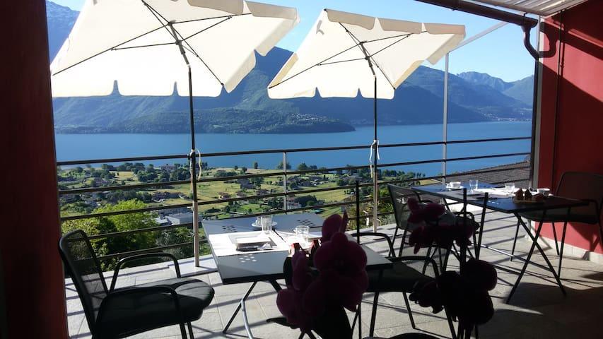 Studios Dolce vita on Lake Como