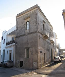 Palazzo in the heart of Salento. Named - Sognare - Giurdignano