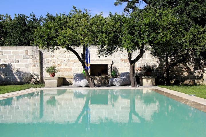 ESPERA Deluxe with Pool & Terrace - Lecce - Bed & Breakfast