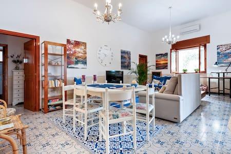 Villa dei GELSI  Punta Prosciutto 10 posti letto