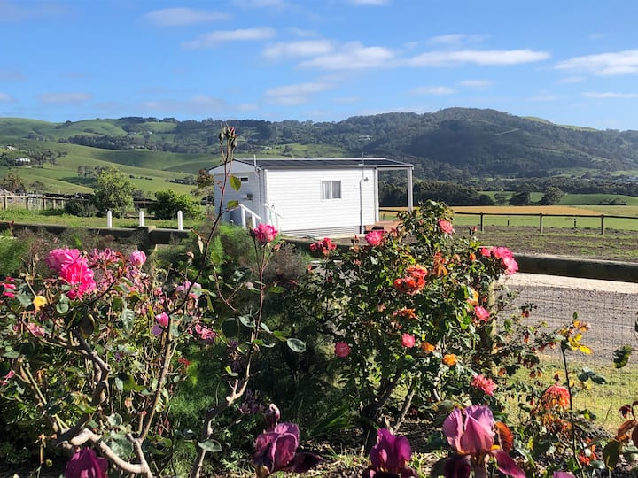Tiny House @Kambrook Dairy, Apollo Bay NEW LISTING