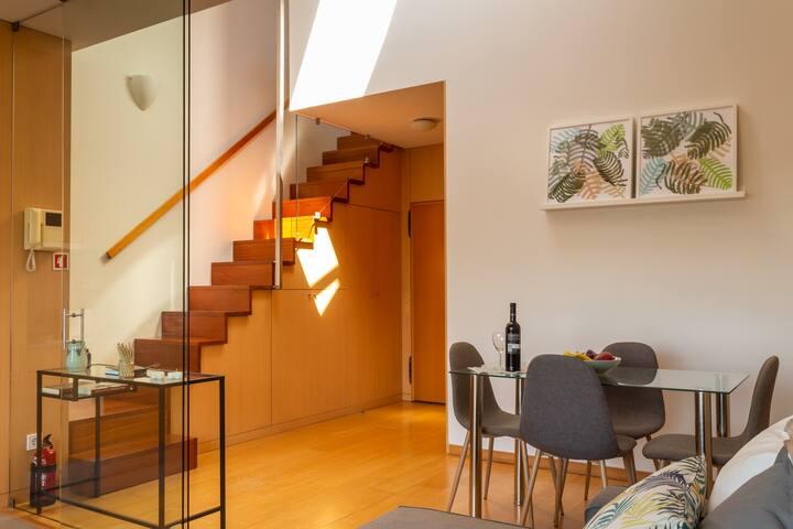 Portus Vita Apartament T0 Duplex