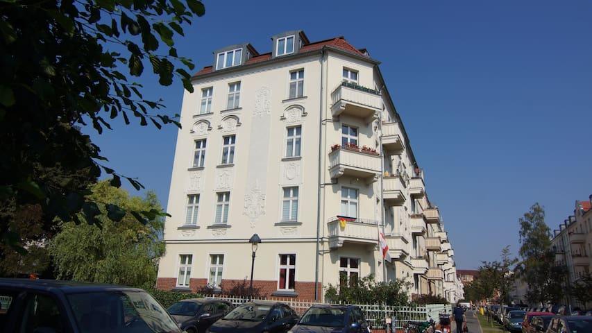 Wunderschönes Zimmer in StudentenWG - Potsdam - Apartment