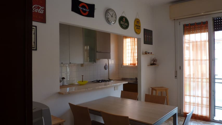 Quiet and spacious apartment - Casalecchio di Reno