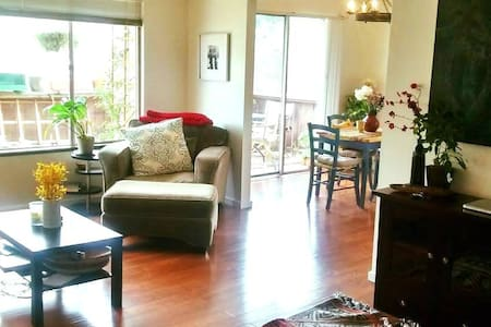 Walk to historic town square and wineries! - Sonoma - Appartement