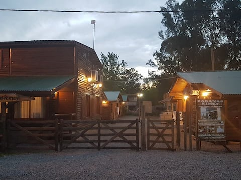 布宜諾斯艾利斯貝爾格拉諾將軍的Kimey小屋