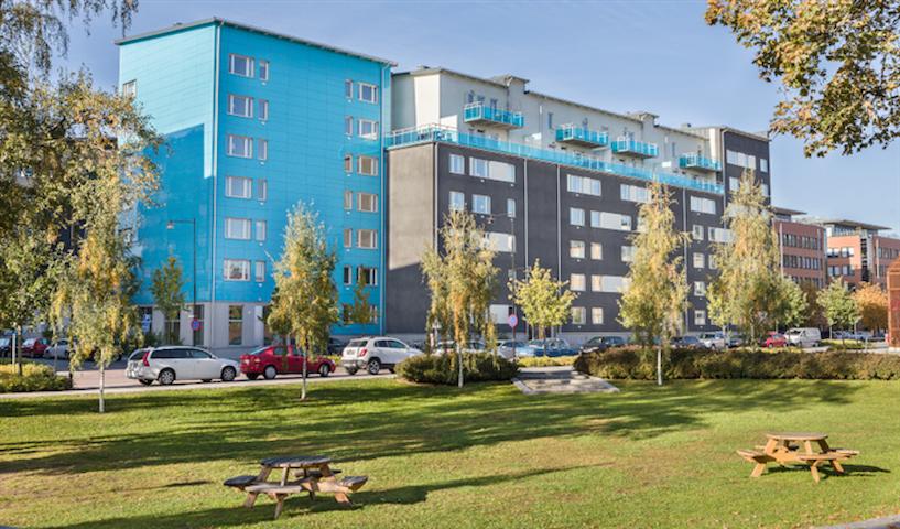 Fin lägenhet i centrala Uppsala -nära till allt!