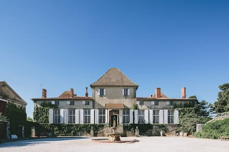 Outstanding suite in a castle by the canal du midi - Paraza - Zamek