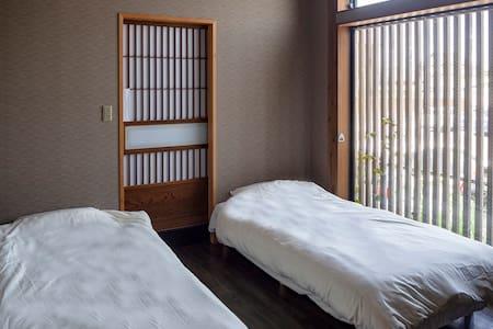 Twin bed - ツインベット
