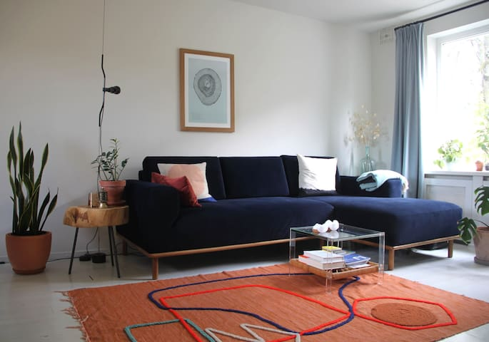 Cosy family home near industrial NDSM wharf