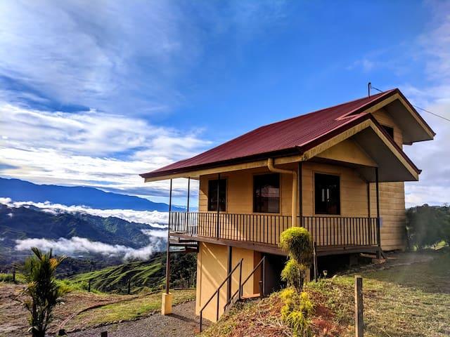 Casita Sol, breathtaking views, peace and comfort