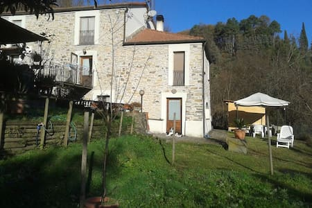 Casetta in campagna - Province of La Spezia - Talo