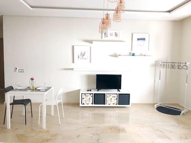 Studio chic au centre du Parc de Mohammedia