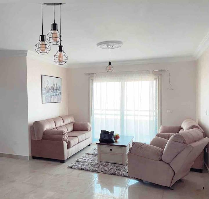 A prime located apartment in the heart of cairo