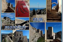 KLIS FORTRESS ALSO KNOWN AS MEEREEN IN THE GAME OF THRONES