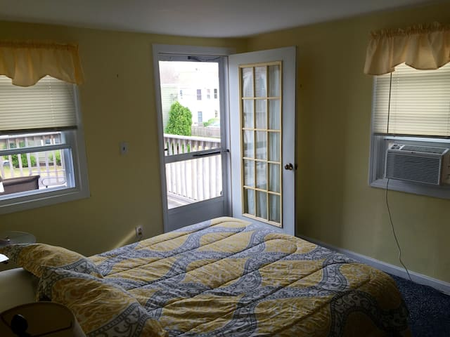 Cape Cod Vacation Rental Steps From The Beach - Yarmouth - Condominio